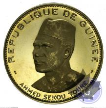 REPUBLIQUE DE GUINÉE-1969-10000 FRANCS-PROOF