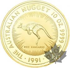 AUSTRALIE-1991-2500 DOLLARS-PROOF