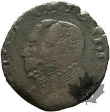 ITALIE-PIEMONT-FRINCO-PARPAIOLLE-(1584)-B-TB