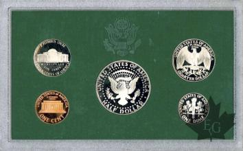 USA-1998-SÉRIE BE-PROOF SET