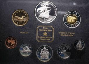 CANADA-2004-PROOF SET