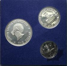 USA-1976-BICENTENNIAL SILVER PROOF SET-