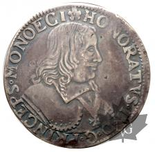 MONACO-1649-ECU-HONORE II-RB-TTB