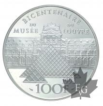 FRANCE-1993-100-FRANCS-VENUS-DE-MILO-PARIS-PROOF