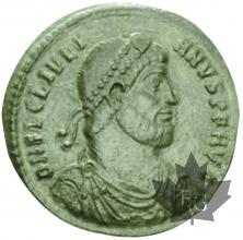 ROME-DOUBLE MAIORINA-SAVIE-Siscia-362-363-Julianus-TTB