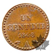 FRANCE-18148 A- UN CENTIME DUPRÉ-SUP+