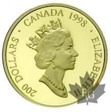 CANADA-1998-200 DOLLARS-PROOF