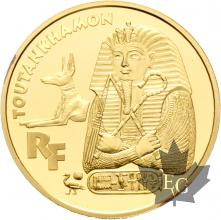 FRANCE-1998-100-FRANCS-TOUTANKHAMON-PROOF-BE