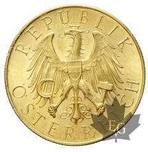 AUTRICHE-1931-25 SCHILLING-PROOF