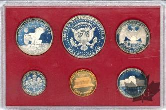 USA-1981-PROOF SET-US Mint