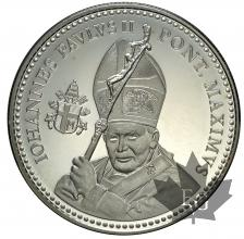 VATICAN-2011-Médaille BEATIFICATION-JEAN PAUL II-PROOF