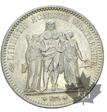 FRANCE-1871K-5 FRANCS-Gouv. Défense Nationale-TTB-SUP