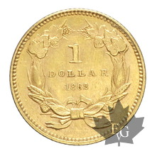 USA-1 DOLLAR-INDIAN PRINCESS-SUP+