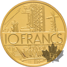 FRANCE-1978-10 FRANCS PIEFORT OR-NGC PROOF 67