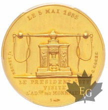 FRANCE-1955-Epreuve de 20 FRANCS- PCGS SP64