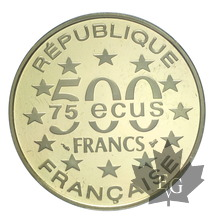 FRANCE-1994-500 FRANCS BIG BEN-PROOF