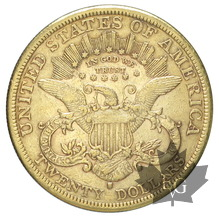 USA-1877 S-20 Dollars-Liberty-TTB-SUP