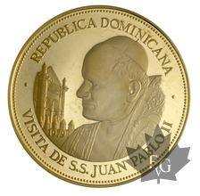 République Dominicaine-1979-250 Pesos-PCGS PROOF 67 DEEP CAMEO