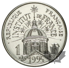 FRANCE-1995-ESSAI DE 1 FRANCS INSTITUT DE FRANCE-FDC