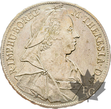 AUTRICHE-1769-TALER-Vienne-Maria Theresia-SUP