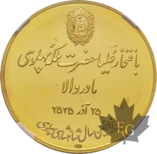 IRAN-1976-MOTHERS DAY-PROOF-PF68