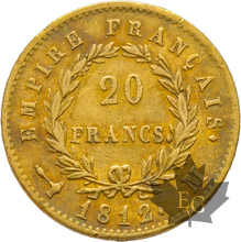 FRANCE-1812M-20 FRANCS-TOULOUSE-TTB-SUP