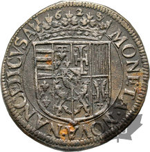 FRANCE-LORRAINE-1628-NANCY-TESTON-CHARLES IV-TTB