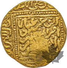 TUNISIE-839-893-(1435-1488)-Double dinar-TB