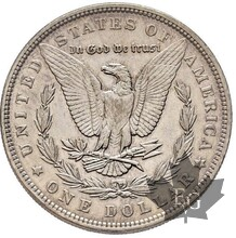 USA-1887-1 DOLLAR MORGAN-Superbe