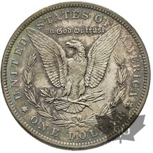 USA-1883 O-1 DOLLAR MORGAN-presque FDC