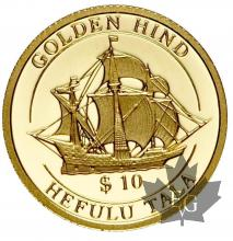 TOKELAU-1997-10 TALA-SHIP-PROOF