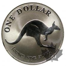 AUSTRALIE-1993-1 DOLLAR-PROOF