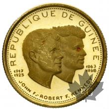 GUINEE-1969-1000 FRANCS-PROOF