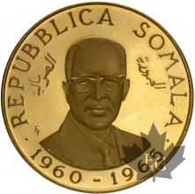 SOMALIE-1965- 200 SCELLINI-PROOF