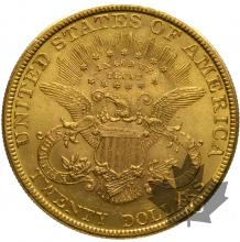 USA-1895-20 DOLLARS LIBERTY HEAD-prSUP
