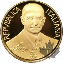 ITALIE-1994-100.000 LIRE OR-PROOF