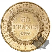 FRANCE-1896-50 FRANCS-pr SUP