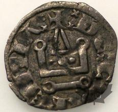 FRANCE-ORIENT LATIN- DENIER TOURNOIS-1285-1289