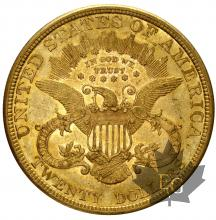 USA-1877-20 DOLLARS-TTB-SUP