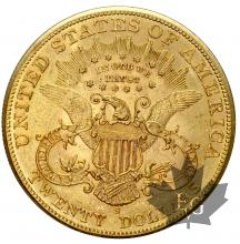 USA-1905S-20 DOLLARS-SUP