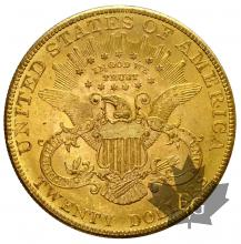 USA-1907-20 DOLLARS-SUP