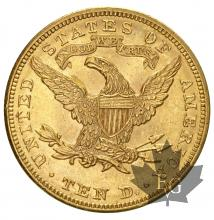 USA-1903-10 DOLLARS-SUP