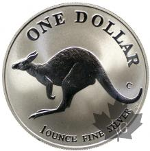 AUSTRALIE-1998-1 DOLLAR-PROOF