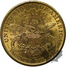 USA-1897-20 DOLLARS LIBERTY HEAD-SUP
