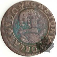 FRANCE-1639-Dombes-Double Tournois