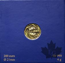 FRANCE-2012-200 EURO OR-PROOF-MONNAIE DE PARIS