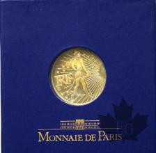 FRANCE-2009-250 EURO Or SEMEUSE-MONNAIE DE PARIS