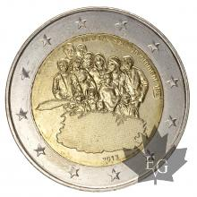 MALTE-2013-2 EURO COMMEMORATIVE