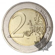 LUXEMBOURG-2013-2 EURO COMMEMORATIVE