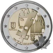 PORTUGAL-2012-2 EURO COMMEMORATIVE